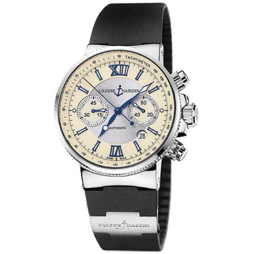 Ulysse Nardin 353-66-3/314 - Reloj de pulsera hombre