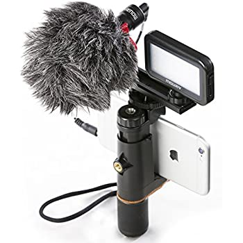 Amazon.com: Smartphone Video Rig ,iphone Video Accessories