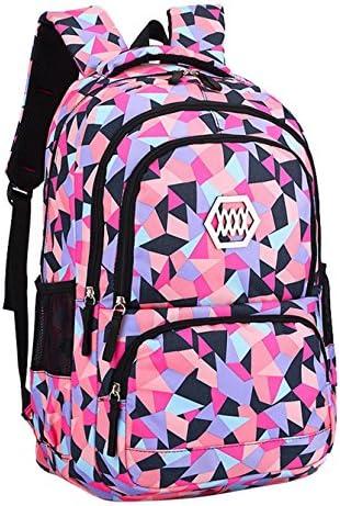 Fanci Geometric Backpack Waterproof Schoolbag product image