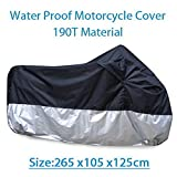 XXXL Waterproof Motorcycle Cov