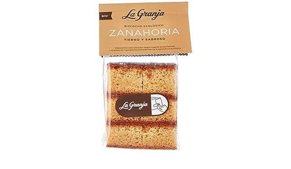 La Granja Bizcocho Zanahoria 300 g: Amazon.es: Alimentación ...