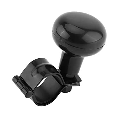 Special Section Black Heavy Duty Suicide Knob Auto Car Steering Wheel Spinner Handle Knob Fixing Prices According To Quality Of Products Controllers