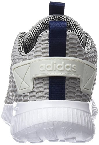 Cc Adidas collegiate Femme Lite Cf Racer Gris De W Two F17 F17 grey Navy One Chaussures Fitness grey wwBgf1q