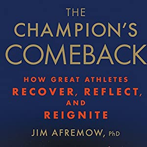 The Champion's Comeback Audiobook