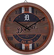 MLB Unisex Barrel Wall Clock