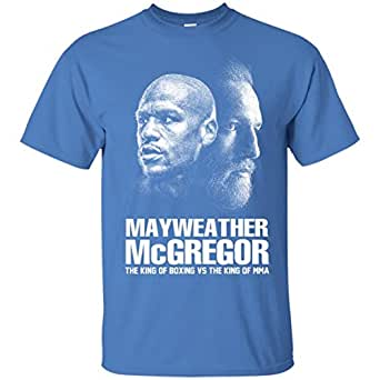Mayweather VS Mcgregor fight of the kings T-Shirt