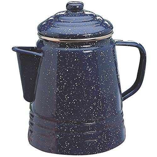 Coleman 2000016430 Percolator 9 Cup Enameware by Coleman