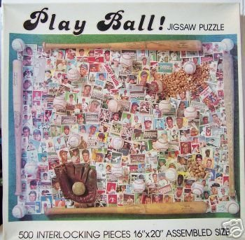 Play Ball! Jigsaw Puzzle (Ball Jigsaw Puzzle)