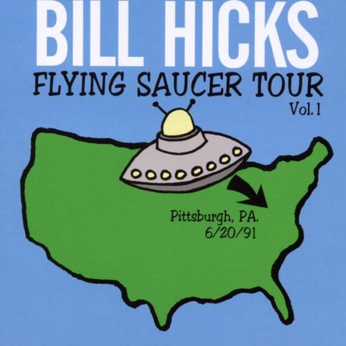 Flying Saucer Tour, Vol. 1 by Rykodisc