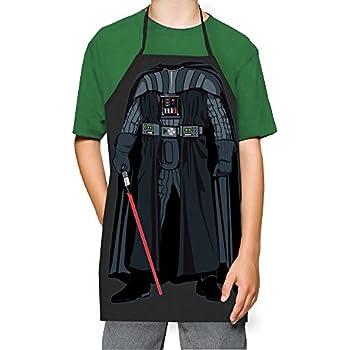 ICUP Star Wars - Darth Vader Kids 100% Cotton Black Apron