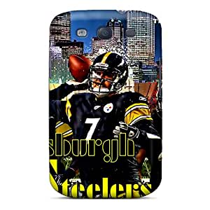 Perfect Pittsburgh Steelers Case Cover Skin For Galaxy S3 Phone Case