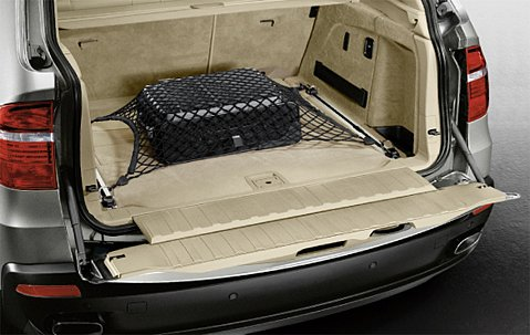 BMW Genuine Boot Trunk Floor Luggage Cargo Safety Net 51479410838 51-47-9-410-838