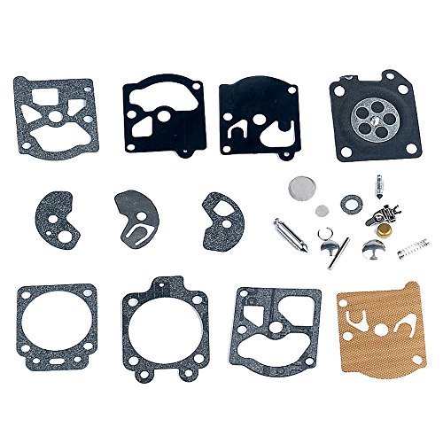 Savior Carb Repair Kit Gasket Diaphragm for K10-WAT WA WT Carburetor Stihl 028AV 031AV 032 032AV Chainsaw