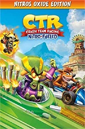 Crash Team Racing Nitro-Fueled - Nitros Oxide Edition - PlayStation ...