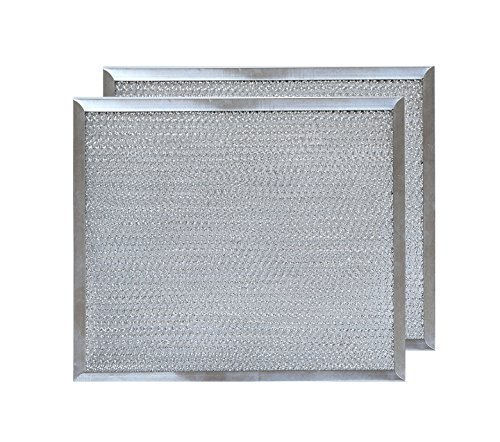 Aluminum Range Hood Filter - 9 7/8