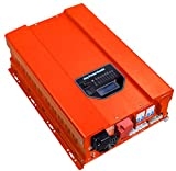 HF Series ZODORE 1000w Peak 3000w Low Frequency Pure Sine Wave Inverter/ Charger DC 24v AC 110v Converter LED&LCD