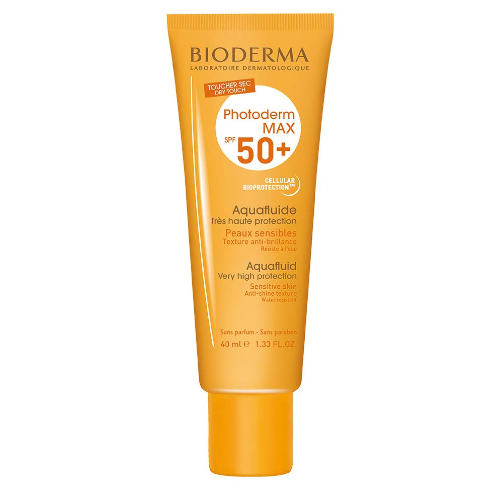 Bioderma Photoderm Max Aquafluide Spf 50+ Neutral Shade, White, 40 ml