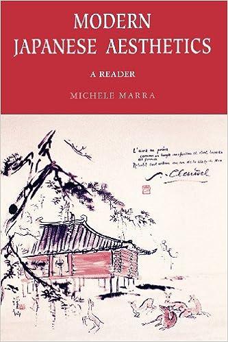 Amazon Com Modern Japanese Aesthetics A Reader