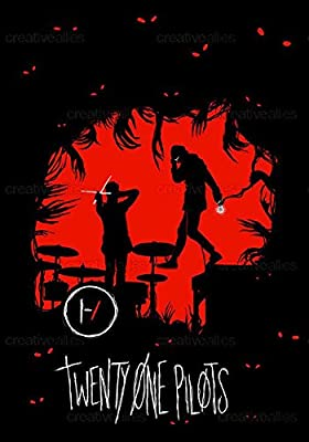 Twenty One Pilots Band (Music) Poster Paper Print (12 inch X 18 inch, Rolled) By A-ONE POSTERS