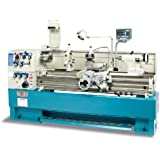 "Baileigh PL-1860 Precision Engine Lathe, 3-Phase 220V, 7.5hp Motor, 18"" Swing, 2-3/8"" Bore, 60"" Bed Length"