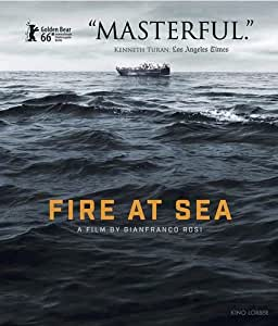 Fire at Sea [Blu-ray]