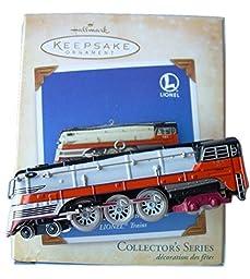 2004 Hallmark Ornament 1939 Hiawatha Steam Locomotive Lionel Train