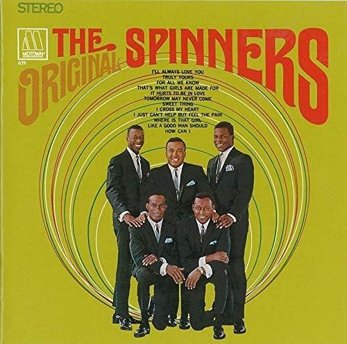 2nd Time Around (The Very Best Of The Spinners Cd)