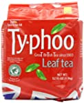 Typhoo Loose Leaf Tea 1.5 Kg (Pack of 4)