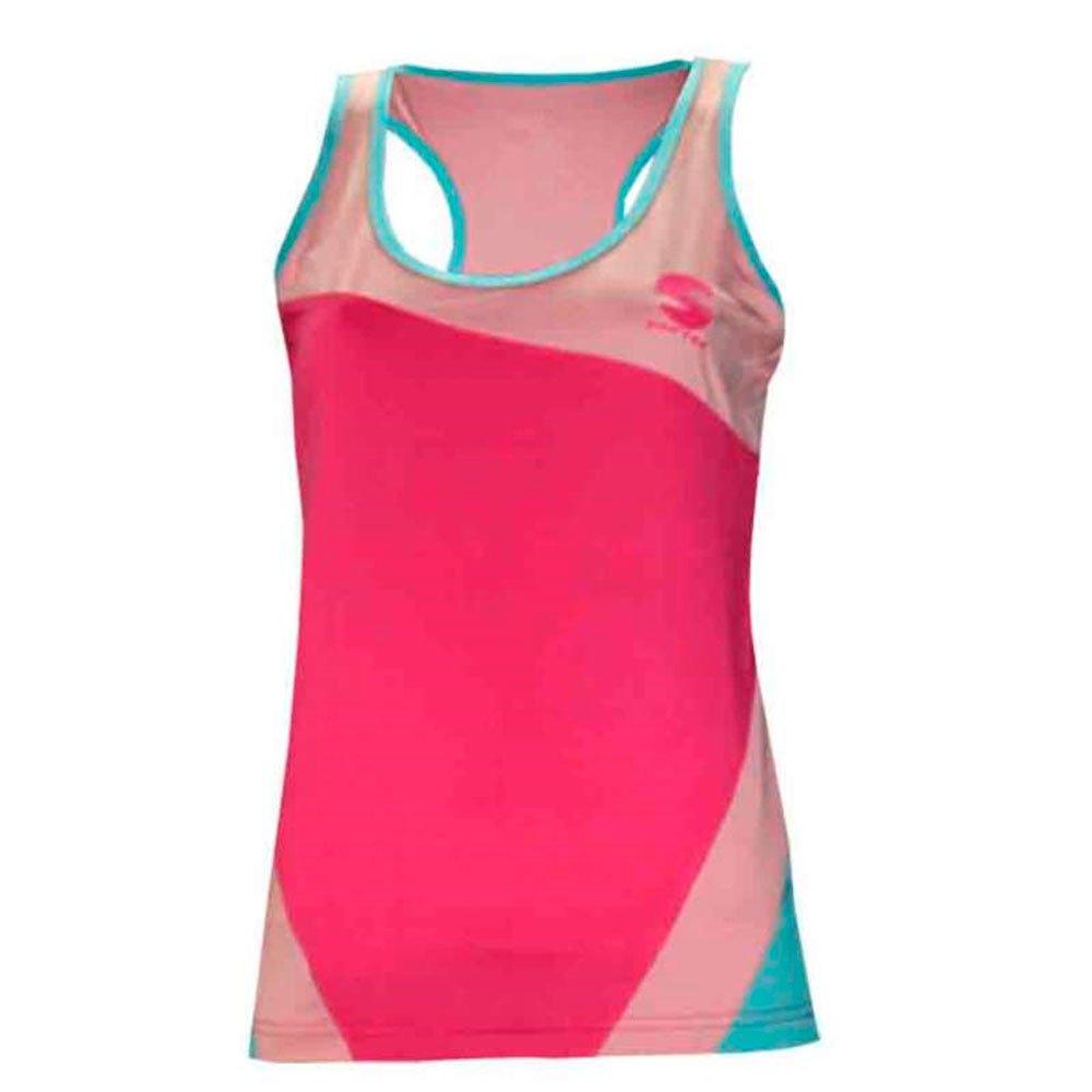 Softee - Camiseta Tirantes Hydra Mujer Color Fucsia/Rosa/Celeste ...
