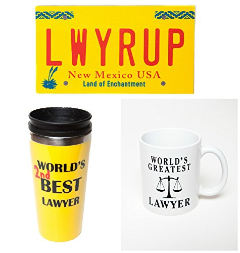 (LAWYER GIFT SET - Inspired by Saul Goodman of Better Call Saul)