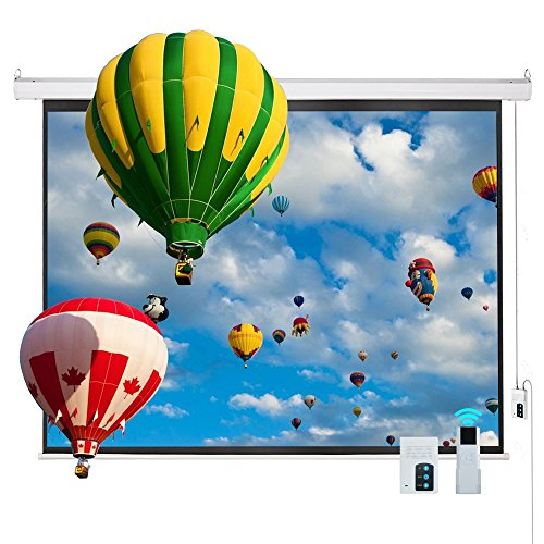 Nice motorized projection screen