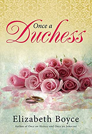 book cover of Once a Duchess