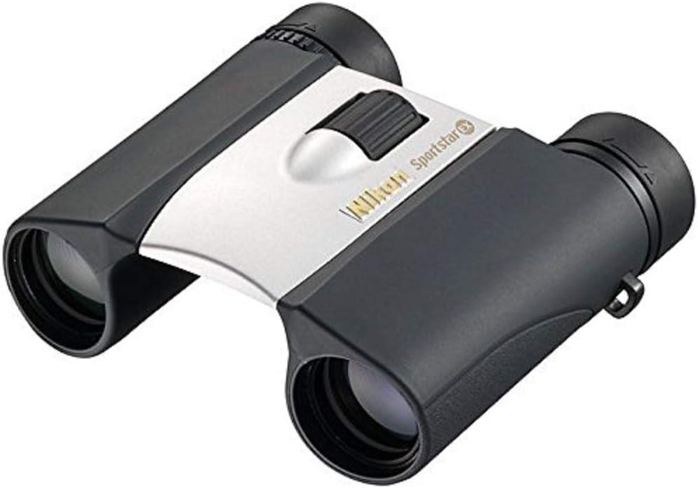 Nikon Sportstar EX 10x25 DCF Binocolo Argento