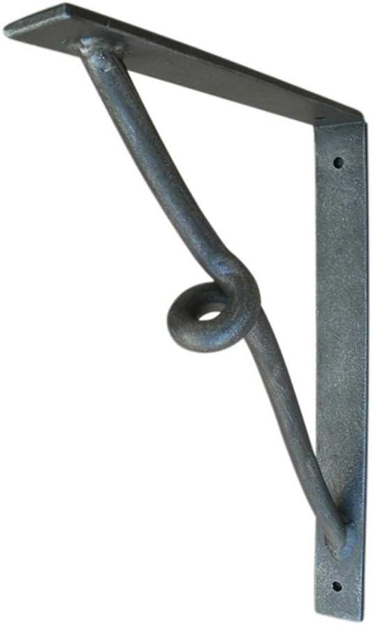 Modern Farmhouse Hardware Heavy Duty Industrial Support Bracket SOLD INDIVIDUALLY Steel Mantel Corbel