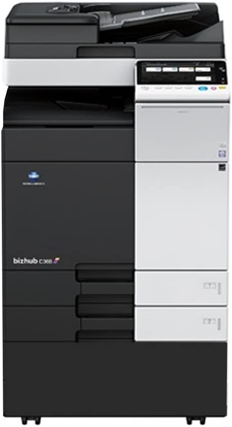 Amazon.com: Konica Minolta Bizhub C368 A3 láser a color ...