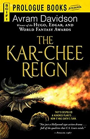 book cover of The Kar-Chee Reign