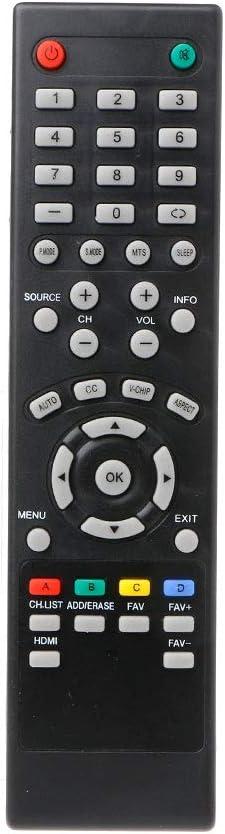 siwetg - Mando a Distancia de Repuesto para televisores SEIKI LCD y LED: Amazon.es: Hogar