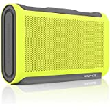 BRAVEN BALANCE Portable Wireless Bluetooth Speaker [18 Hour Playtime][Waterproof] Built-In 4000 mAh Power Bank - Retail Packaging - Electric Lime (Certified Refurbished)