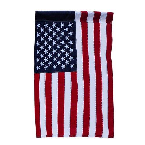 Evergreen Flag & Garden 16FB010 American Flag Garden Flag For Sale