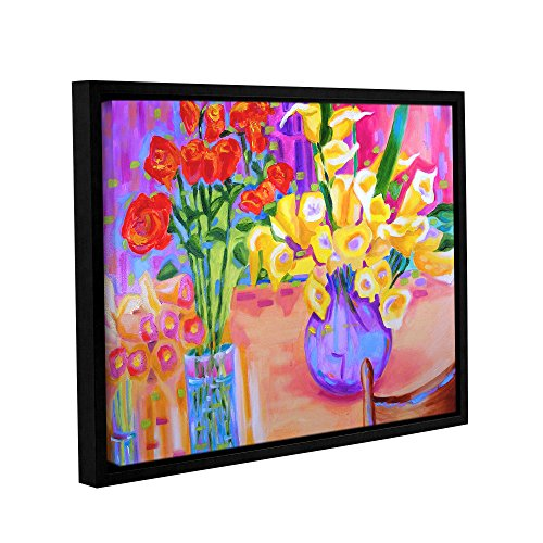 ArtWall Susi Franco's Summer Flowers - Summer wall decor