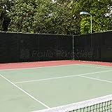 Patio Paradise 4' x 50' Black Fence Privacy