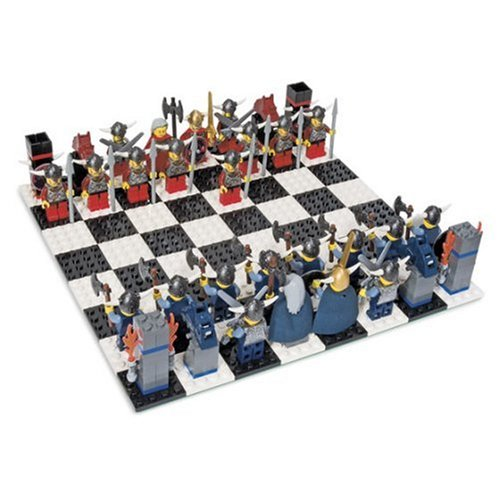 Top 5 Best LEGO Chess Sets Reviews in 2019 5