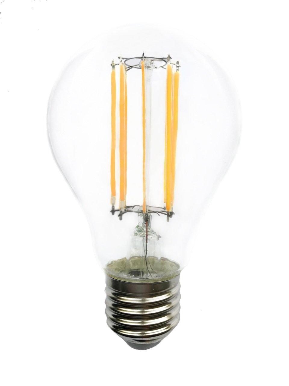 greenandco® Glühfaden LED Lampe flimmerfrei ersetzt 100W E27 11W ...