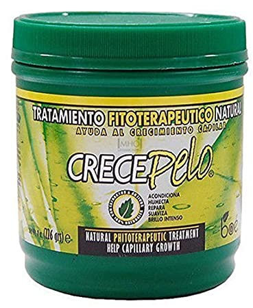 BOE Crece Pelo Natural Phitoterapeutic Treatment for Hair Growth 16oz