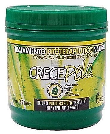 BOE Crece Pelo Natural Phitoterapeutic Treatment for Hair Growth 16oz