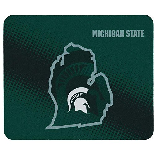 NCAA Michigan State University Col-MSU-2239Mousepad - State of Mind Style, Multi, One Size