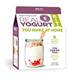 Vegan Yogurt Starter Kit