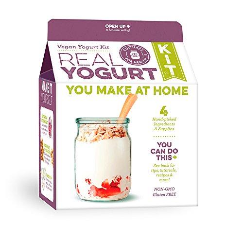 Vegan Yogurt Starter Kit (Yogurt Starter Kit)