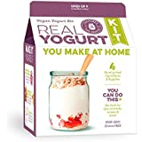 Vegan Yogurt - Starter Kit - All the supplies you need to make delicious, plant-based yogurt, no maintenance, non-GMO