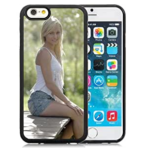 New Custom Designed Cover Case For iPhone 6 4.7 Inch TPU With Annely Gerritsen Girl Mobile Wallpaper(1).jpg